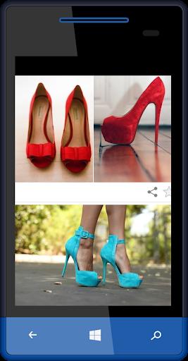 Женщина и ее обувь