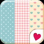 Cute wallpaper★Pastel Pattern