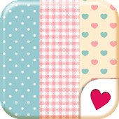 Cute wallpaper★Pastel Pattern