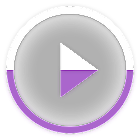 Skin for Poweramp v2 KK Purple icon