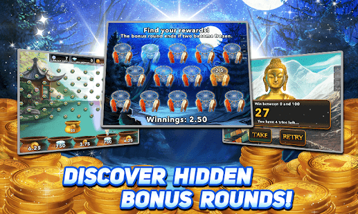 Triple Red Hot 777 Free Spins Mobile Free Slot Game - IOS / Android Version