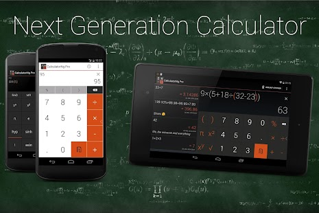 CalculatorNg - Calculator Screenshot 1