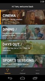 Conti Rewards - screenshot thumbnail