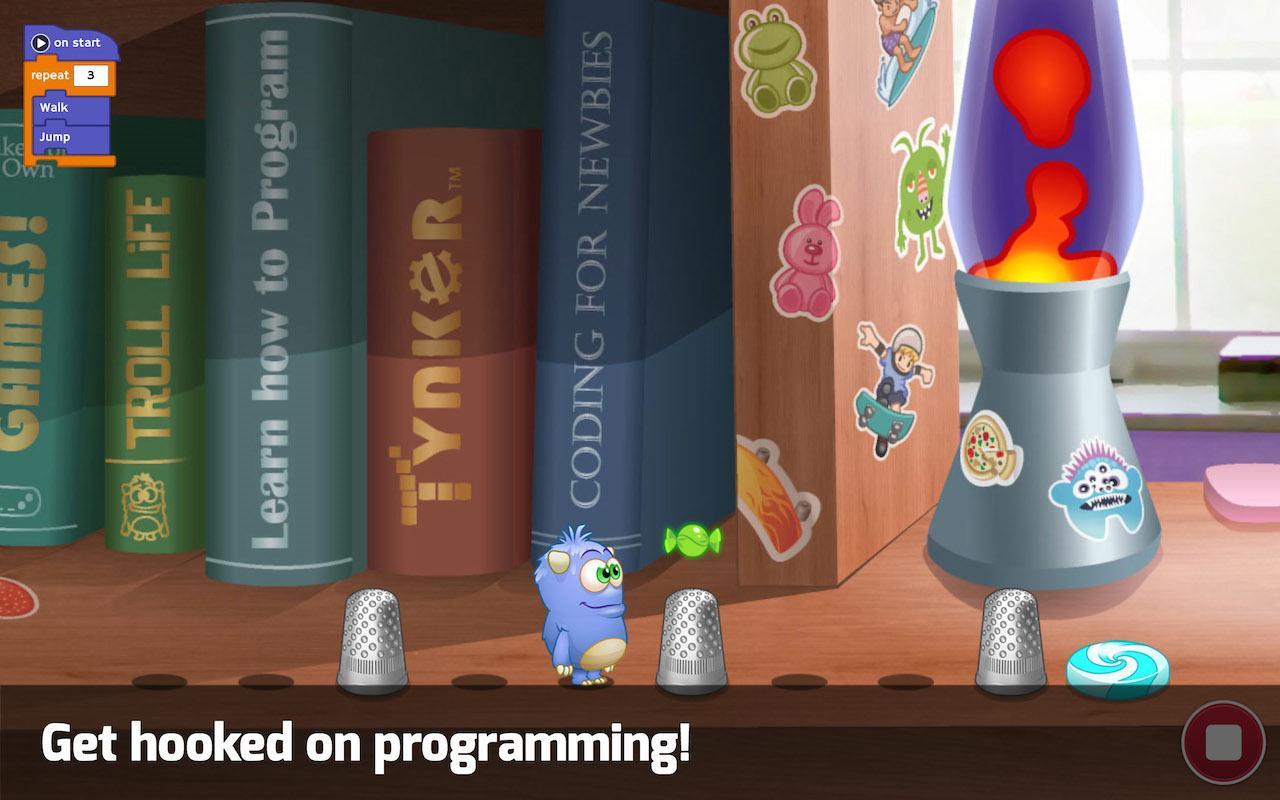 Tynker - Learn to code screenshot #1