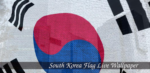 3d South Korea Flag Live Wallpaper Apps On Google Play