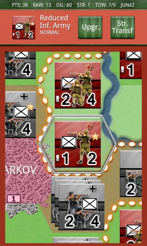 Small General Eastern Front - screenshot