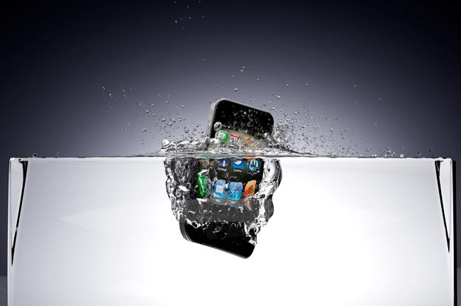 iPhone Splash