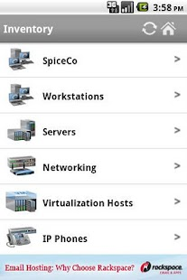Spiceworks Mobile - screenshot thumbnail