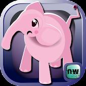 Pinky Elephant