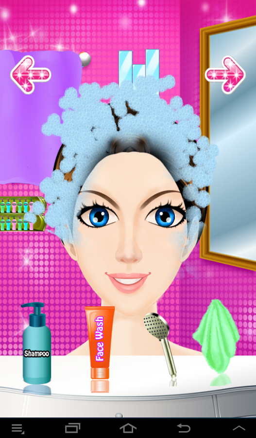Awe Inspiring Makeup Salon Games For Girls Android Apps On Google Play Hairstyle Inspiration Daily Dogsangcom