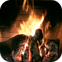 Fireplace HD Live Wallpaper icon