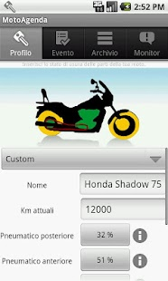 MotoAgenda Gratis - screenshot thumbnail