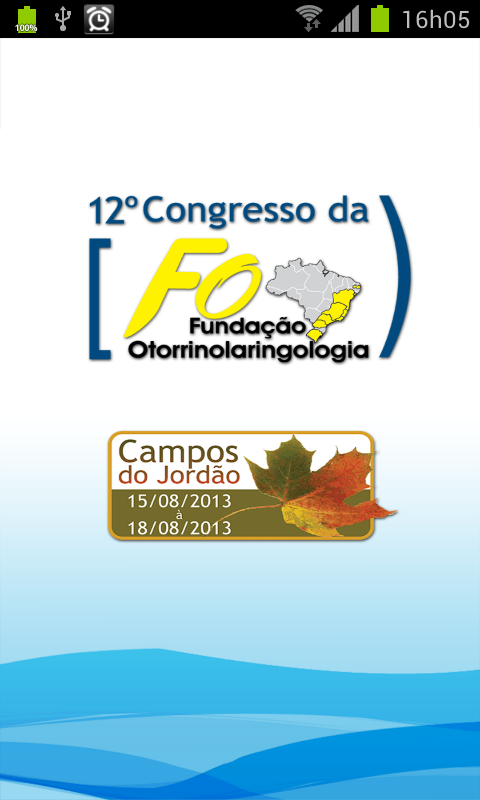 Congresso FORL- screenshot