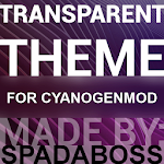 Transparent Purple -CM12 Theme v3.1