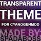CM10/CM11 Transparent Purple v2.4