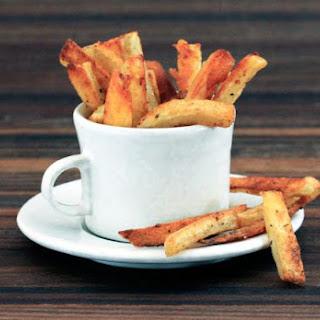 Easy Seasoned Oven Fries