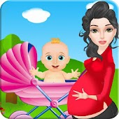 Newborn baby care games