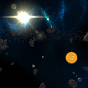 Space 3D Live Wallpaper icon