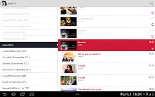 Screenshot of D8