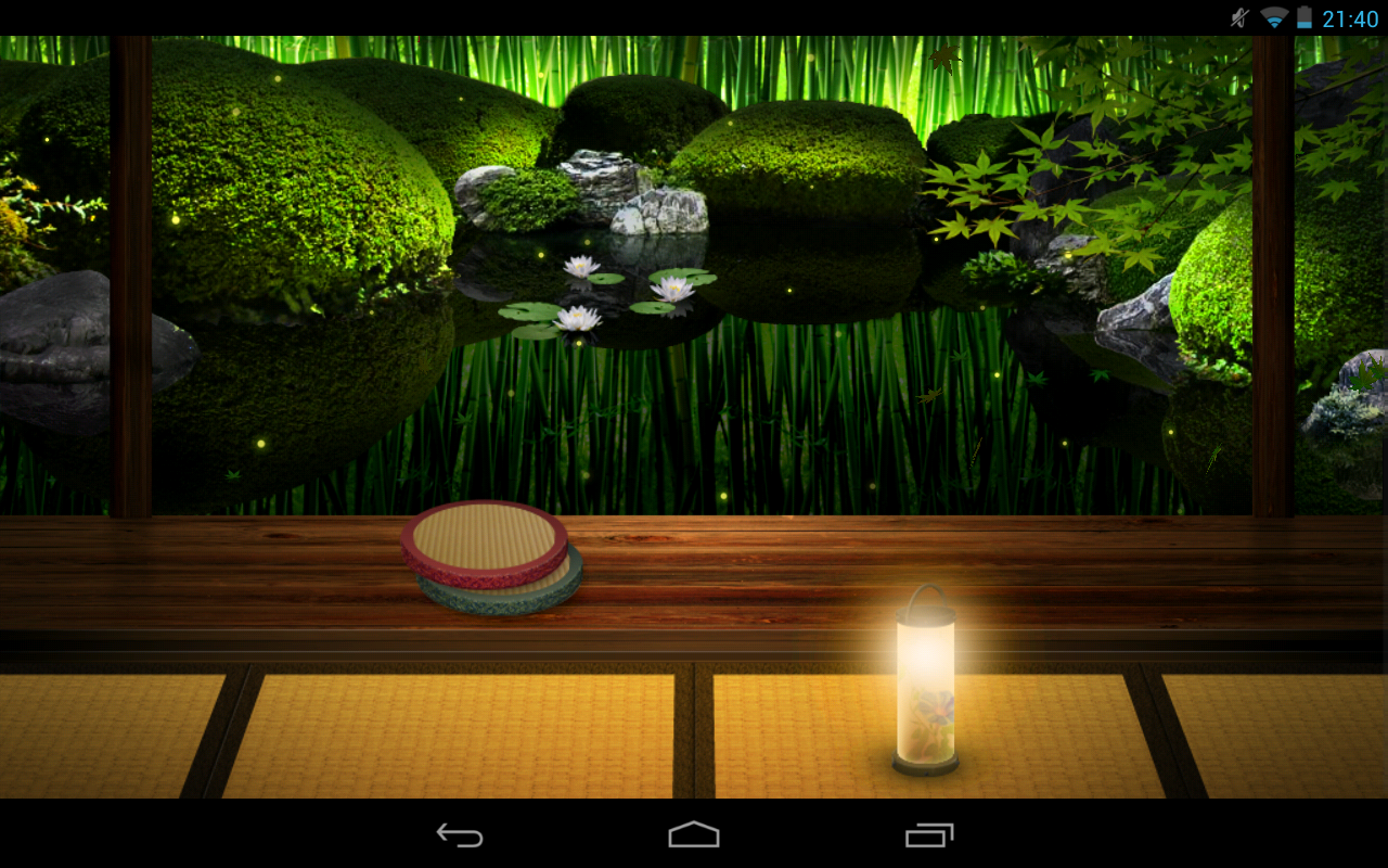 zen garden summer lw apk by details. Black Bedroom Furniture Sets. Home Design Ideas
