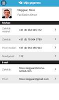 Screenshot of Talent & Salaris
