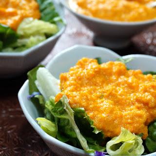 Restaurant Style Carrot Ginger Dressing