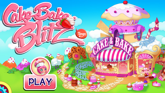Cake Bake Blitz for Tango- screenshot thumbnail