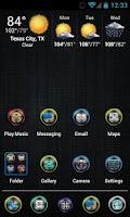 Screenshot of AMP Nova/Apex Theme