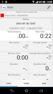 Mileage vehicle GPS Tracker - screenshot thumbnail