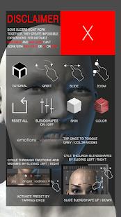 MARA3D Facial Expressions Lite - screenshot thumbnail