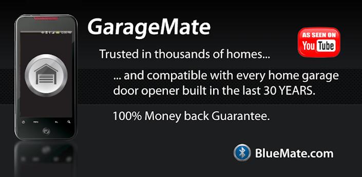 Garagemate2 1 please read android apps on google play for App to open garage door