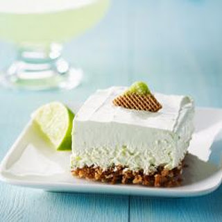 Shreddies Frozen Margarita Squares