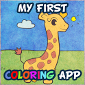 My first coloring app icon