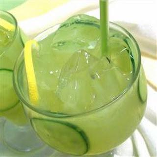 Refreshing Cucumber Lemonade