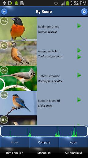Bird Song Id: USA Automatic
