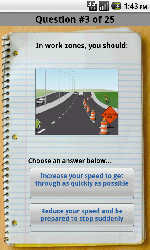 Maryland driver s examination