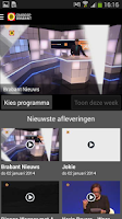 Screenshot of Omroep Brabant