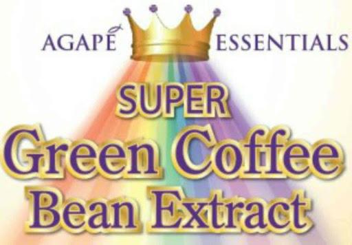 Super Green Coffee Bean