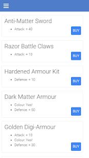 Digimon VPET - screenshot thumbnail