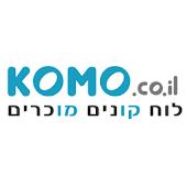 לוחות קומו - Komo Boards