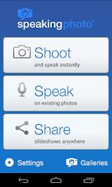SpeakingPhoto Screenshot 7