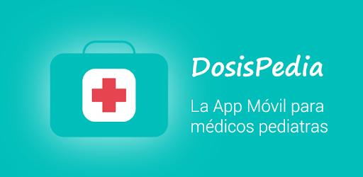 Resultado de imagen para DOSISPEDIA app logo