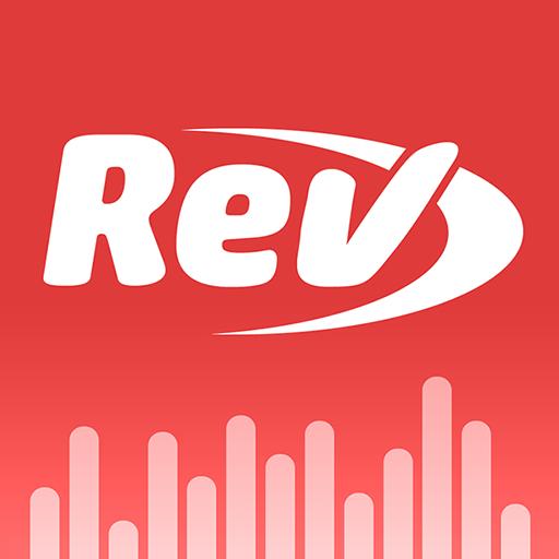 Rev Audio & Voice Recorder LOGO-APP點子
