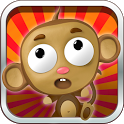 Monkey Barrel Game Free icon