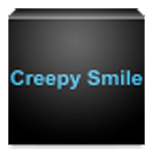 Creepy Smile Widget