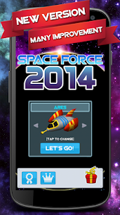 Space Force 2014