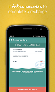 FreeCharge - Mobile Recharge v4.1.6