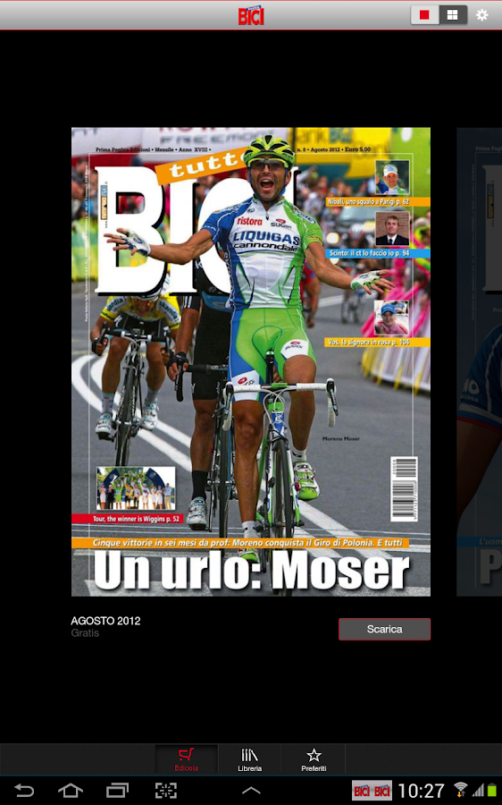 tuttoBici- screenshot