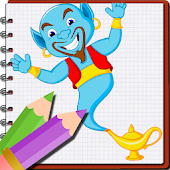 Fairy Tales Coloring for Kids
