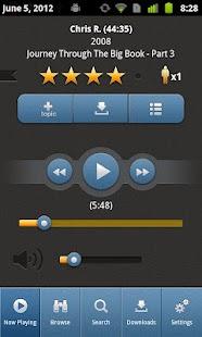 12 Steps Speakers- screenshot thumbnail